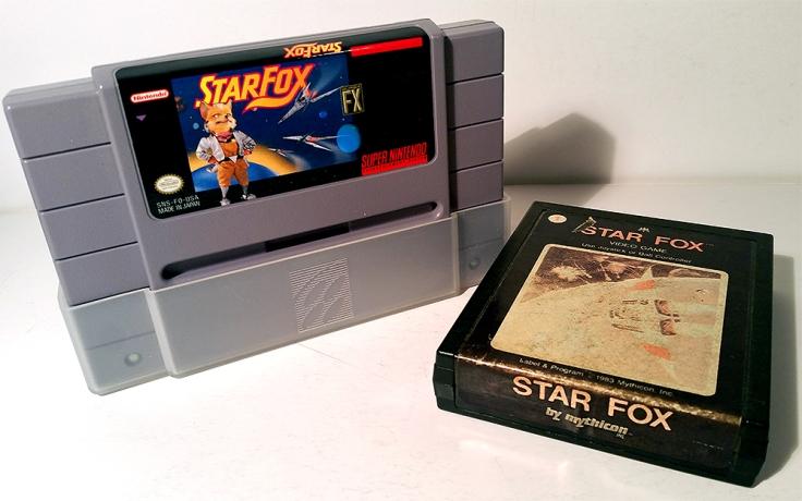 starfoxes