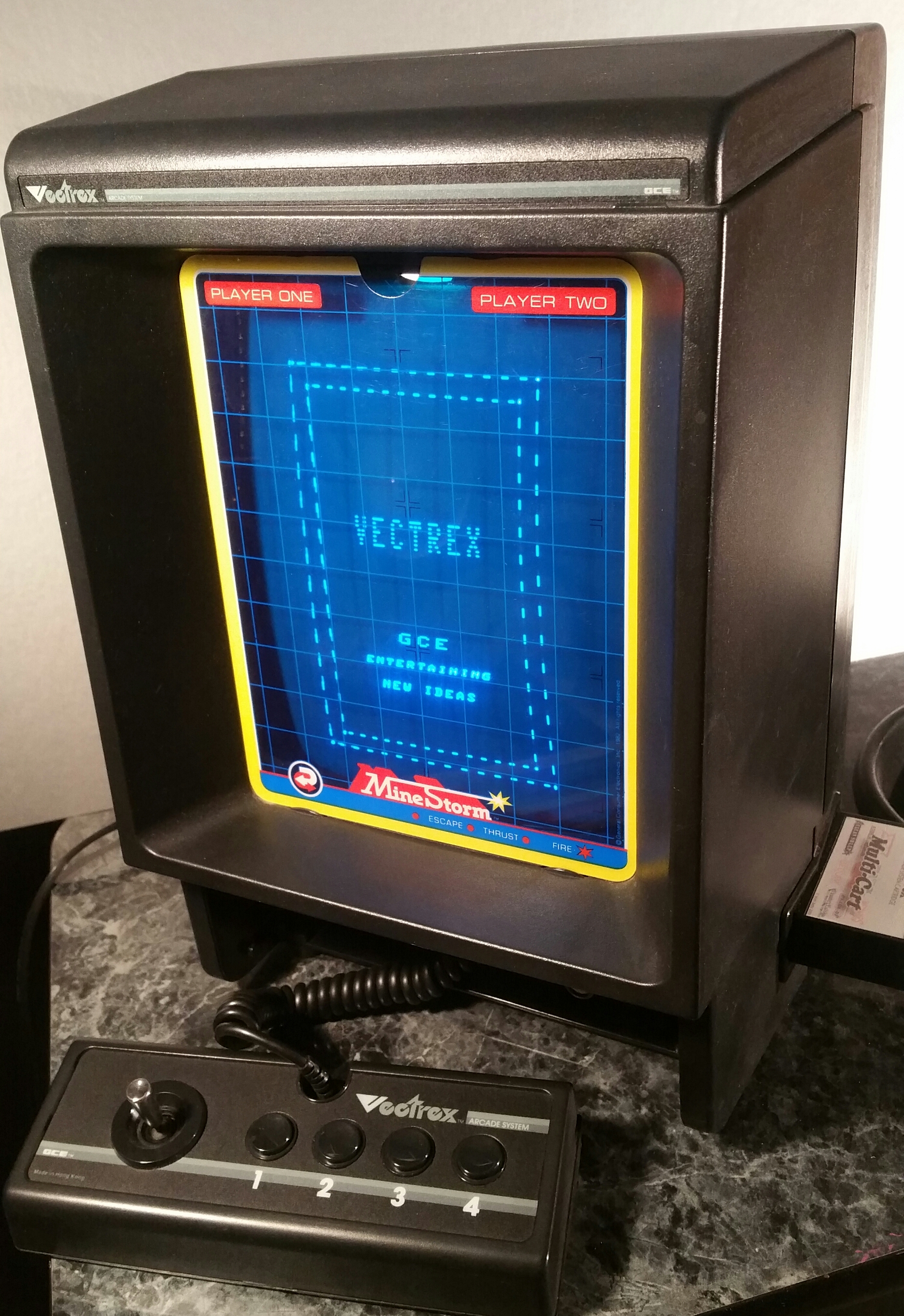 Can We All Just Agree That Vectrex Is The Coolest System