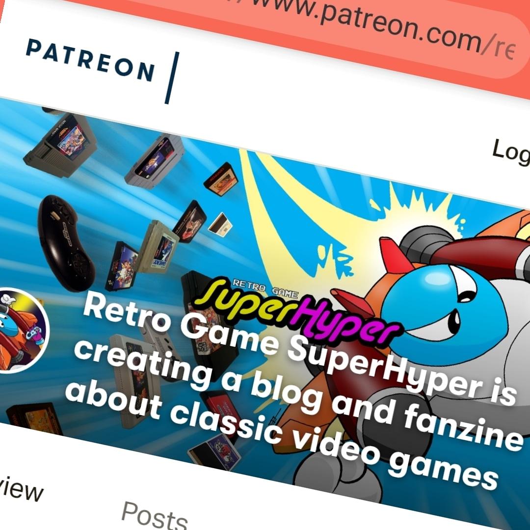 33229e5a880e Retro Game SuperHyper – A new blog about old videogames